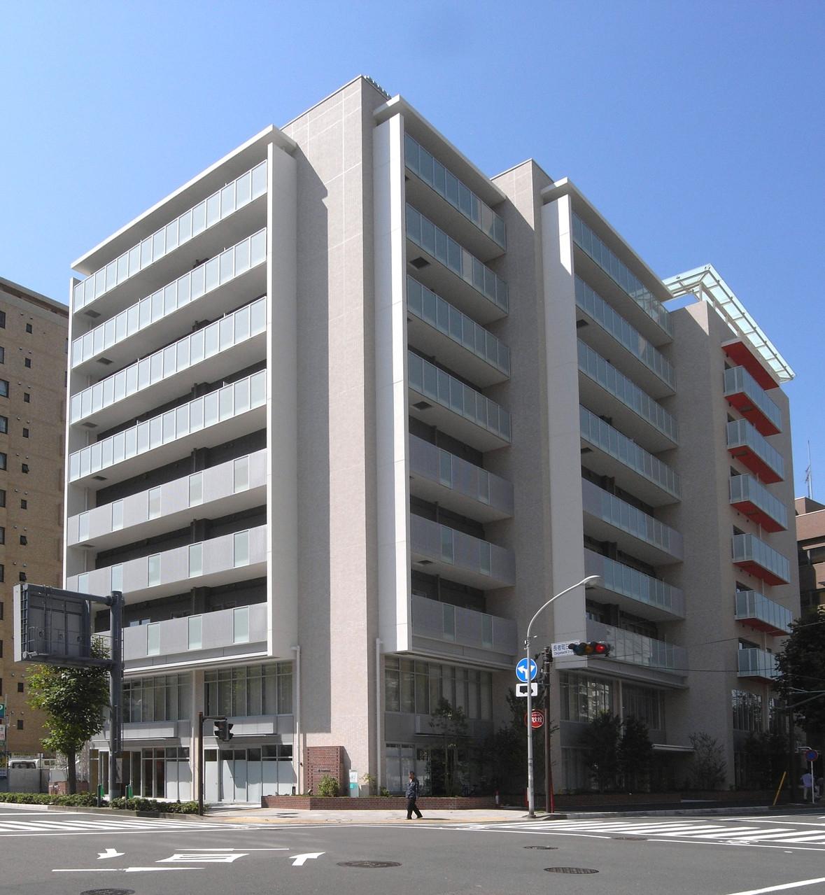 シニアホーム横浜・長者町(共同設計)