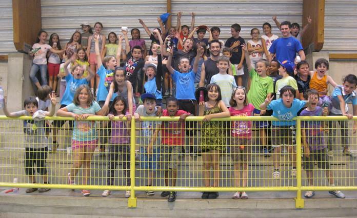 CE2 Prades 16-06-14 à Prades