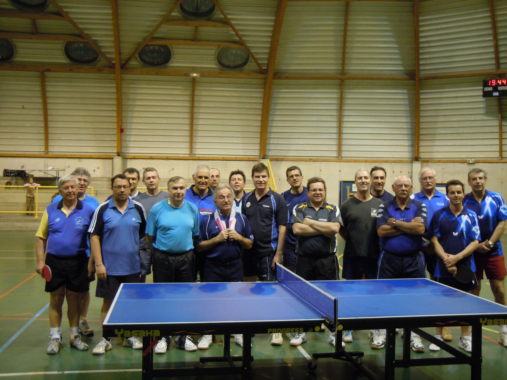 Coupe Vétérans 30-03-12 à Prades