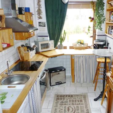 Küche - Wiese Haus 1