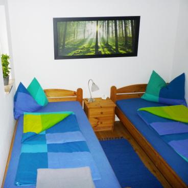 Schlafzimmer - Wiese Haus 3