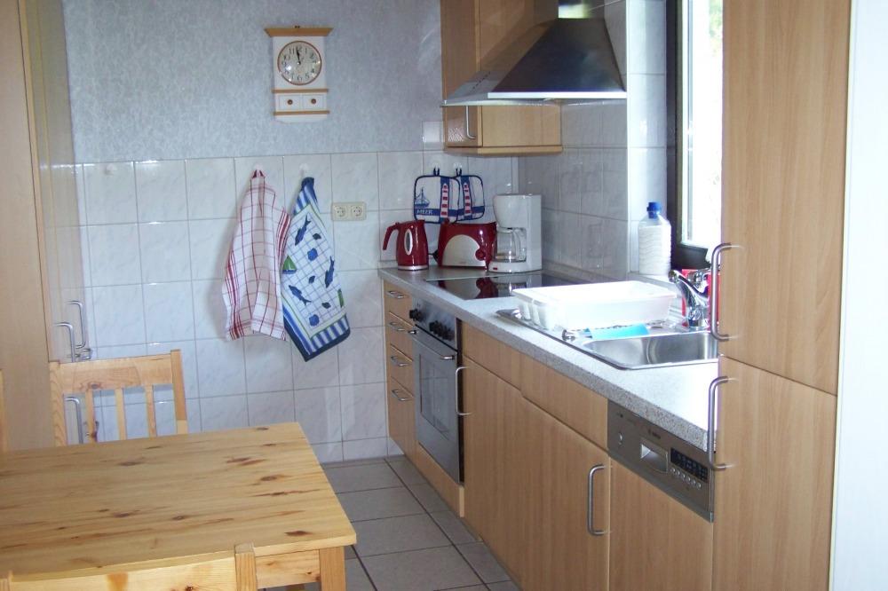 Küche - FeWo Herms