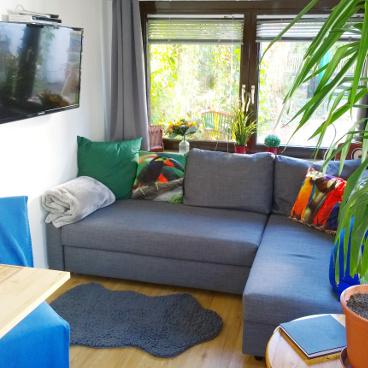 Wohnzimmer - Wiese Haus 3