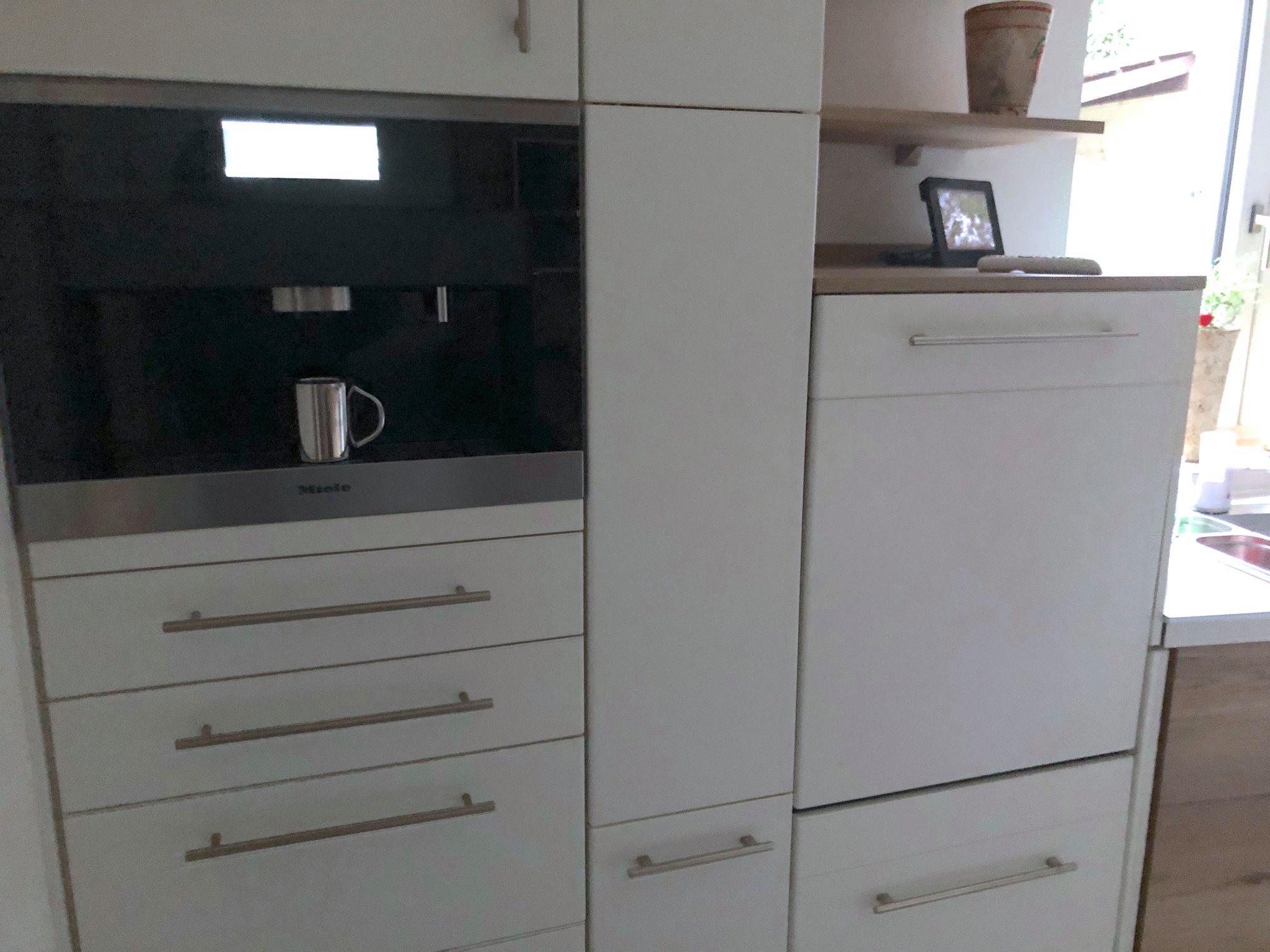 Kaffee-Automat mit Festwasseranschluss