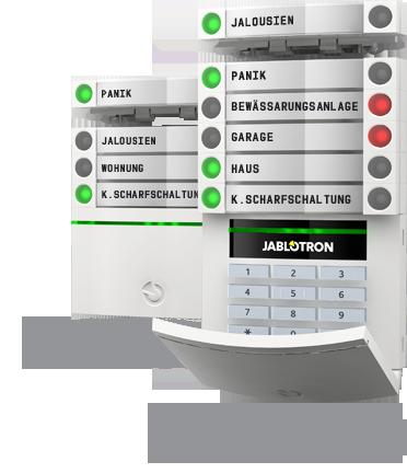 Jablotron-Sicherheitsmodule