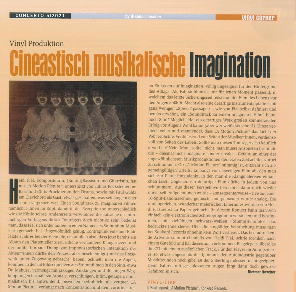 Concerto Magazin