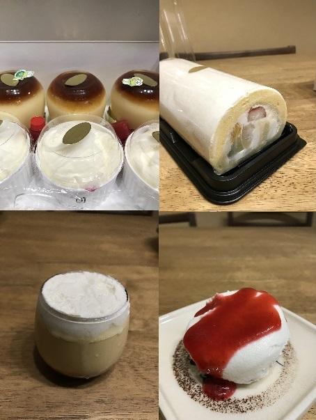 苫小牧のケーキ屋さん