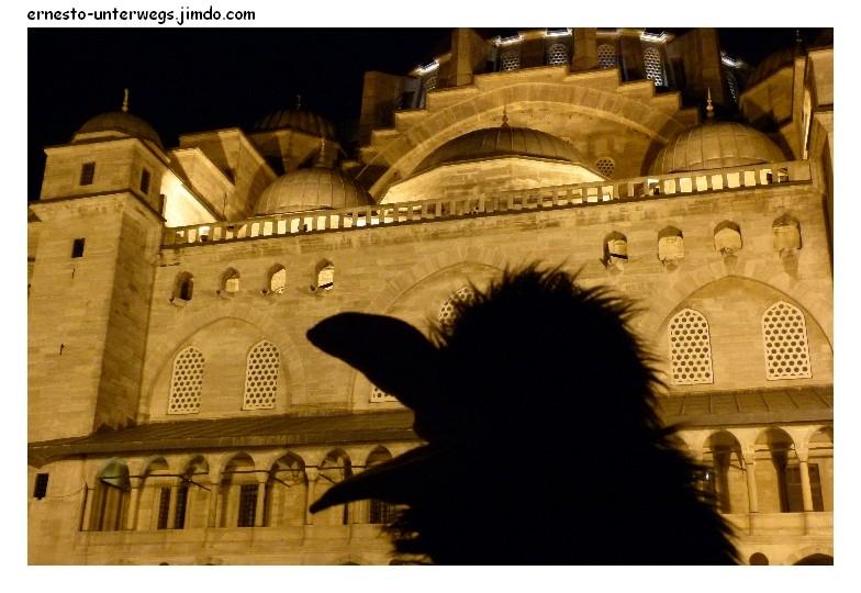 Die Süleymaniye-Moschee