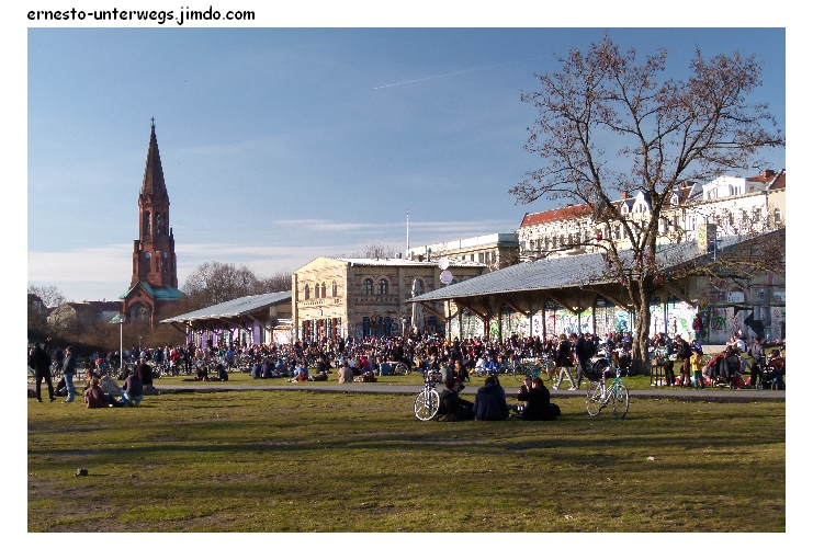 Im Görlitzer Park