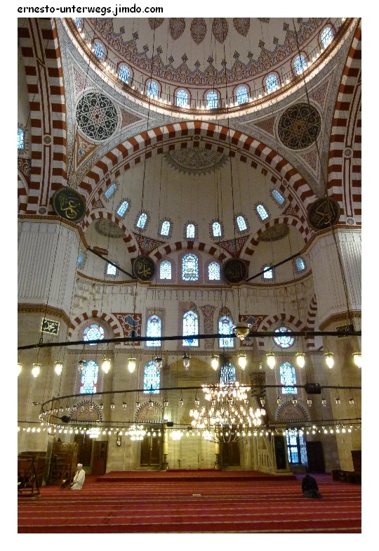 In der Şehzade Moschee