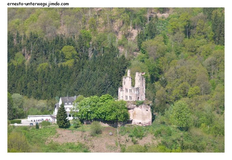Burg Ramstein im Kylltal