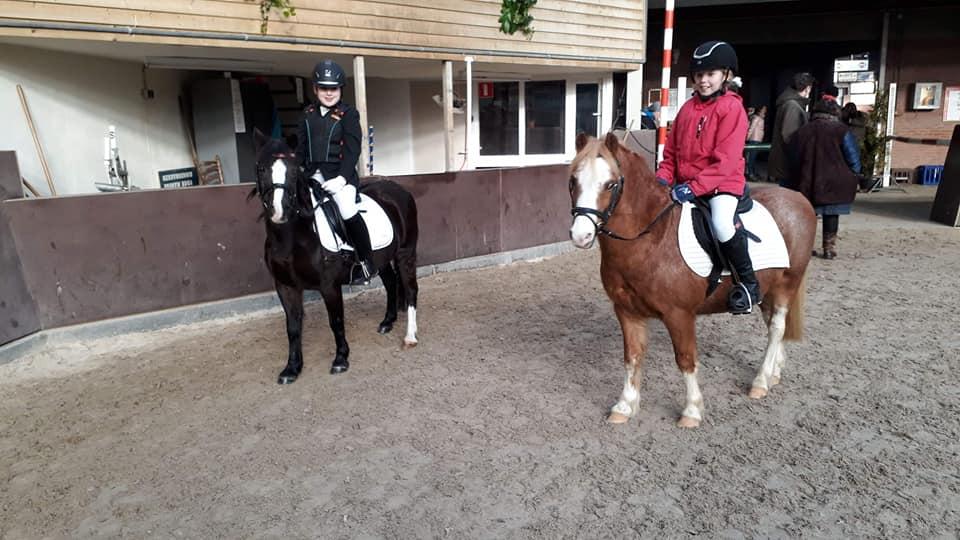 Jill Gosschalk & Laura Elfrink