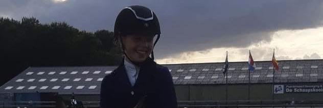 Mirthe Elfrink 3e in Wapenveld