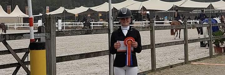 Maud Rorije 6e van Nederland
