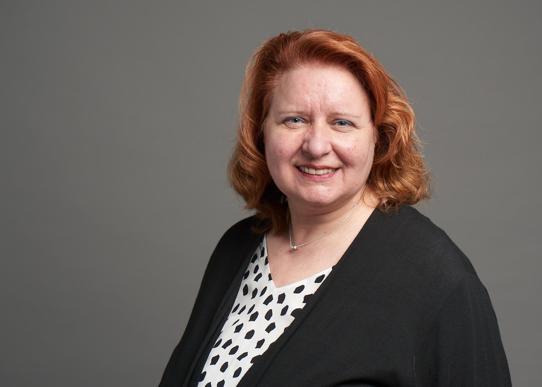Berufsberaterin Sabine Winter