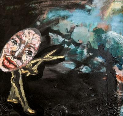 Eva Matti, Malerei