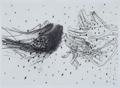 Yun-Hee Huh - Zeichnungen