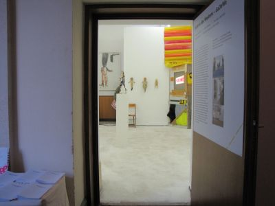 Blick in den Raum
