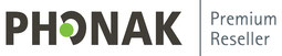 Viaton Phonak Logo Hörgeräte