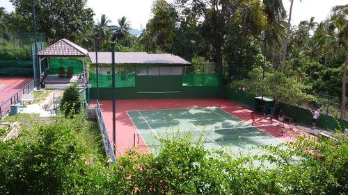 tennis koh samui