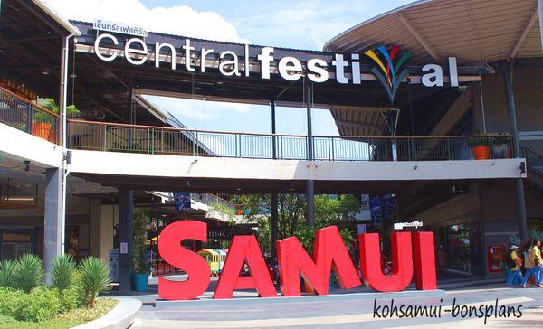 Central festival koh samui