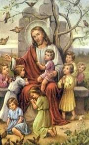 Komm zu Jesus, er wartet auf dich