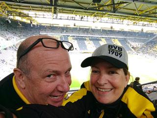 Borussia Dortmund - SV Werder Bremen am 20.  Mai 2017