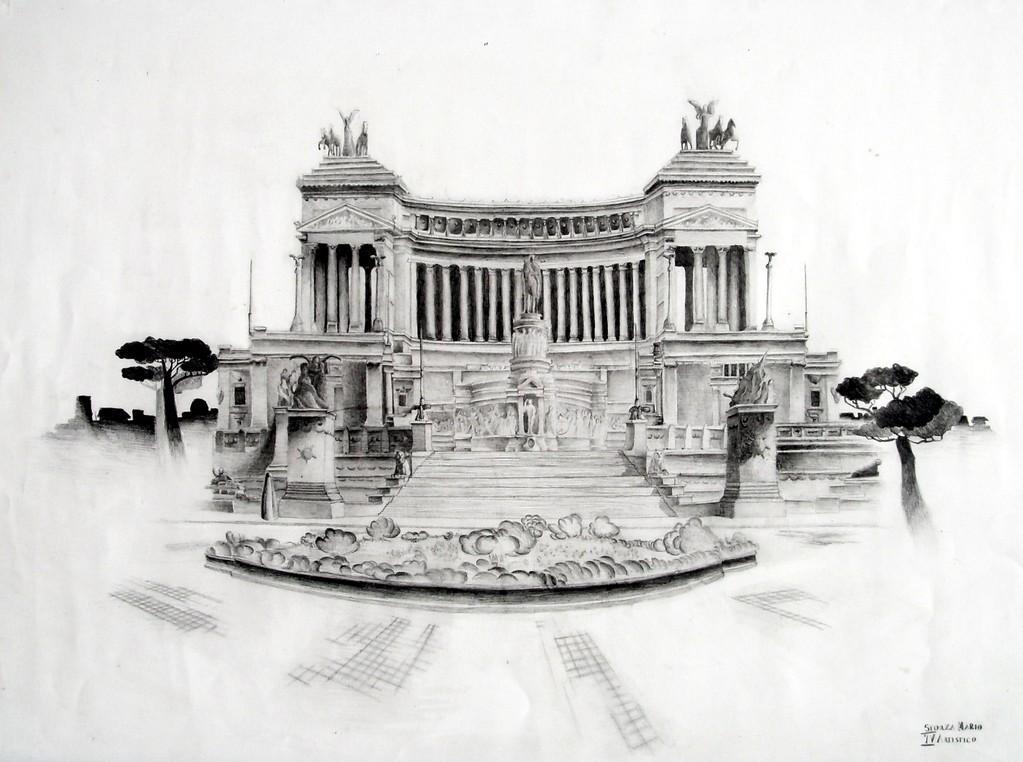 Sforza mario isocis jimdopage for Disegno del piano di architettura