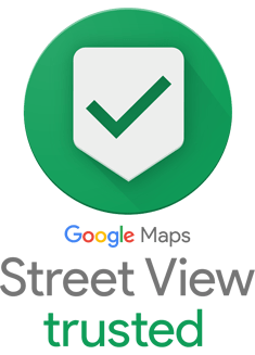Label: Google Street View Trusted Photographer
