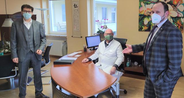 Chefarztwechsel in der Orthopädischen Klinik Hessisch Lichtenau