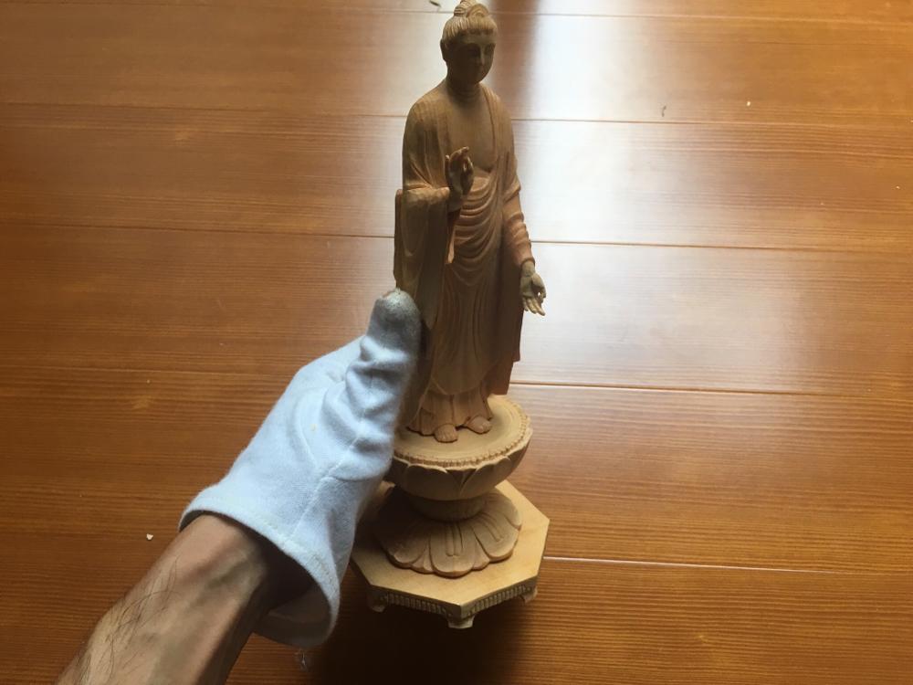 オーダーメイド仏像
