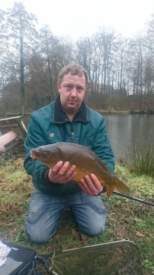 Überraschung am Kilver Teich