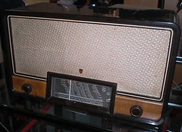Philips-439a-Radio 1941