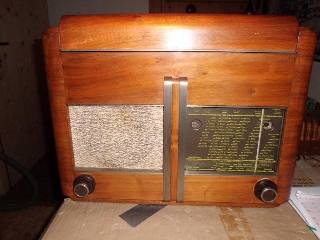Paillard Typ 426 mit Grammophon 1941 geschlossen