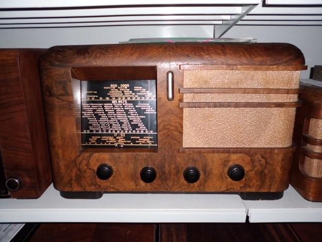 Bell Radio 537 1936