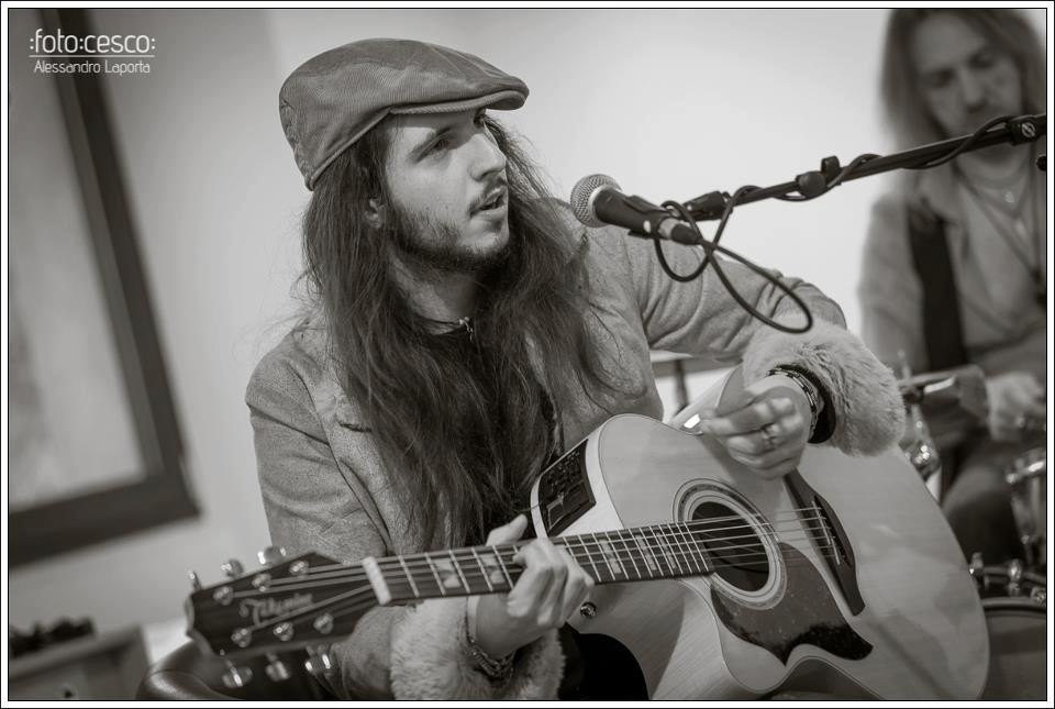Anthony Basso Live Acoustic