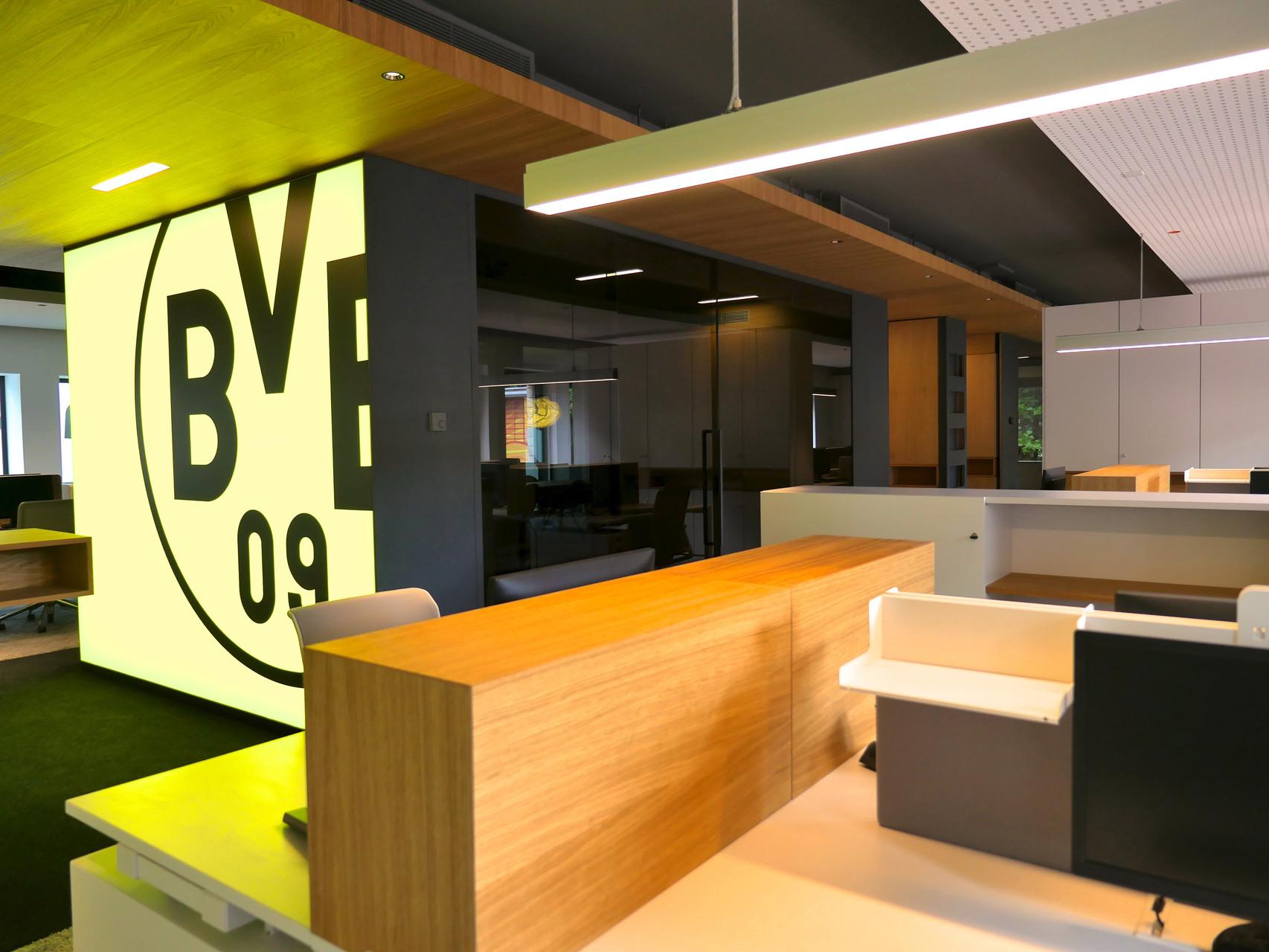 BVB | August-Lenz-Haus | Signal Iduna Park