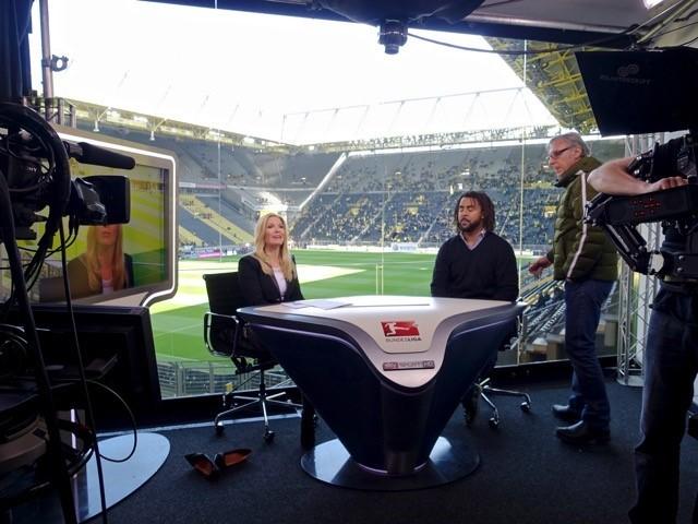 TV-Studio | SIGNAL IDUNA PARK | Dortmund