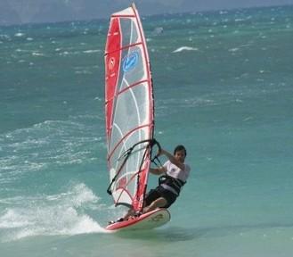 Daniel Cornu Jaque Surfer und Segler