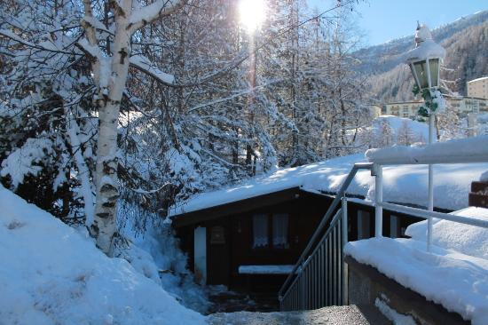 """Zugang zum """"Ferienhaus ANNA"""""""