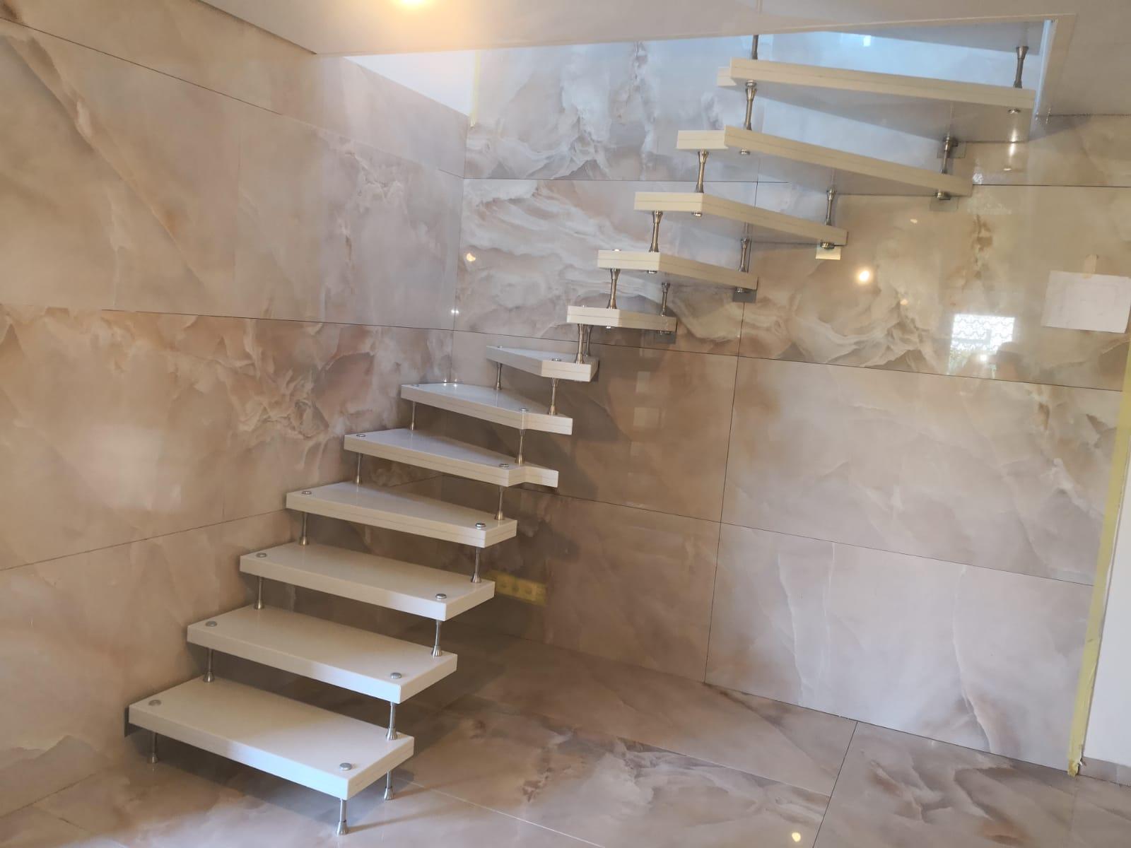 Mach neu - Neue Treppenanlage