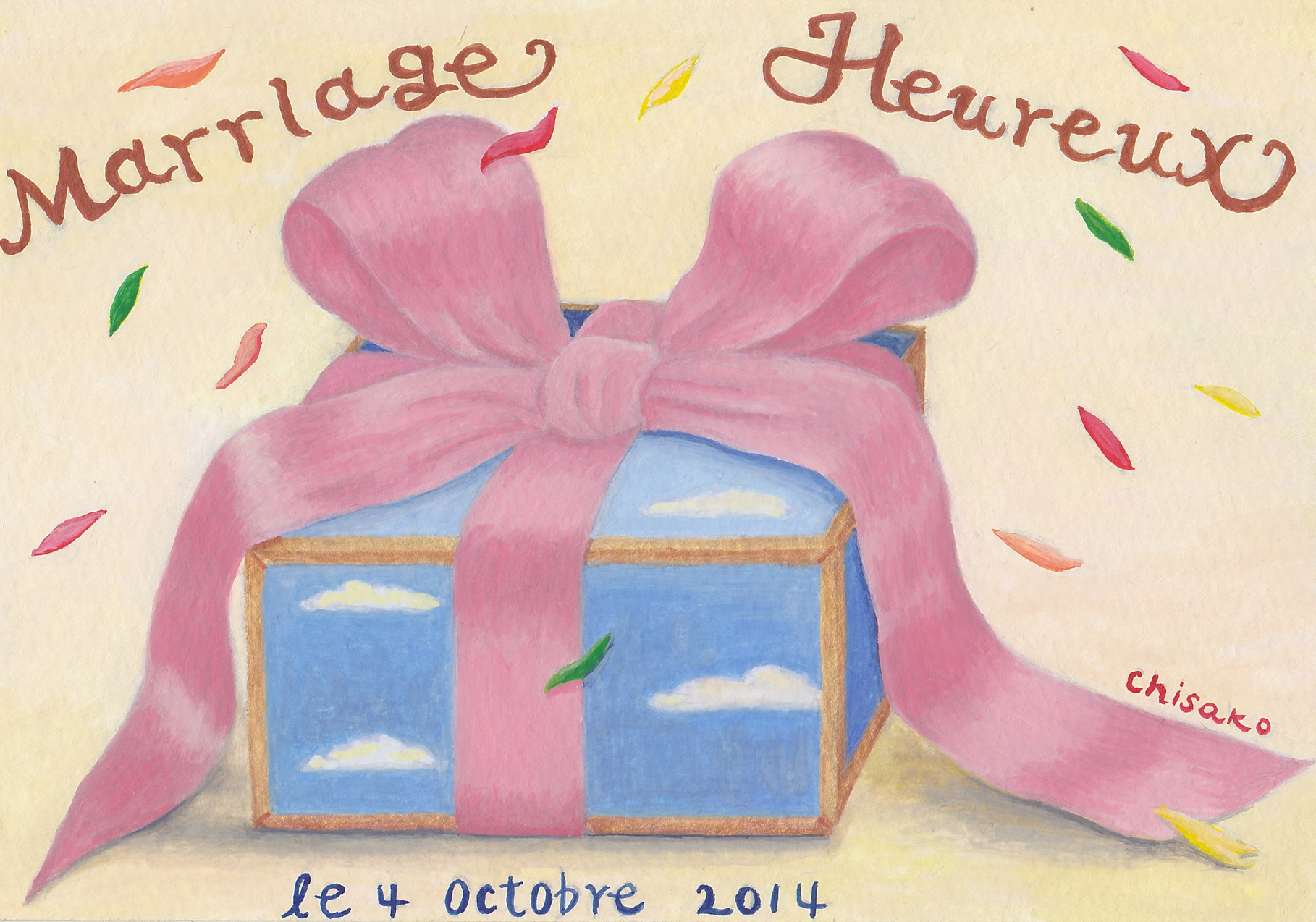 Marriage Heureux 2014