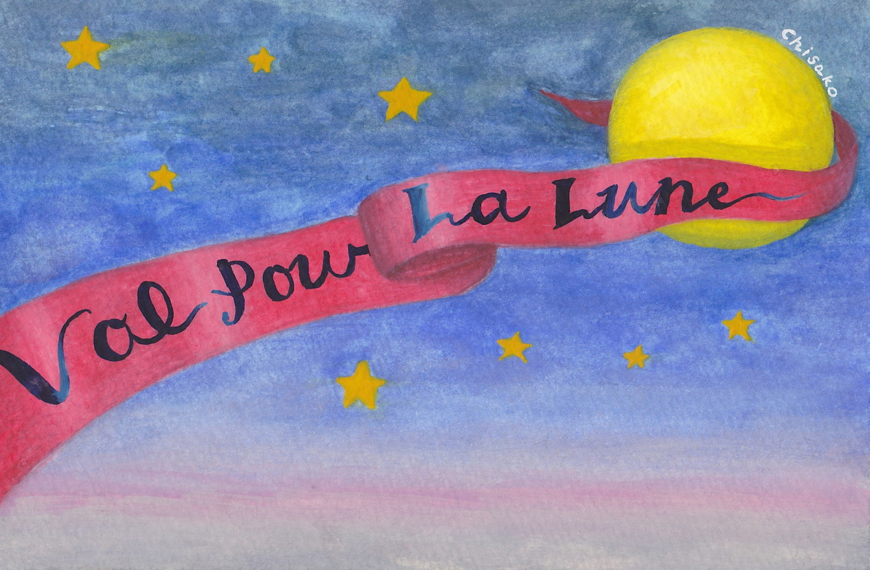 Vol Pour La Lune