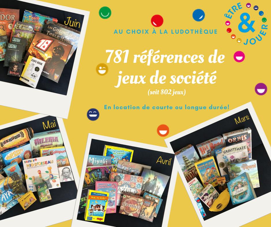 Catalogue de jeux