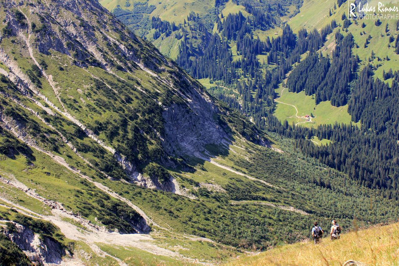 Bärenkopf, Dominik B., David Z., Kleinwalsertal