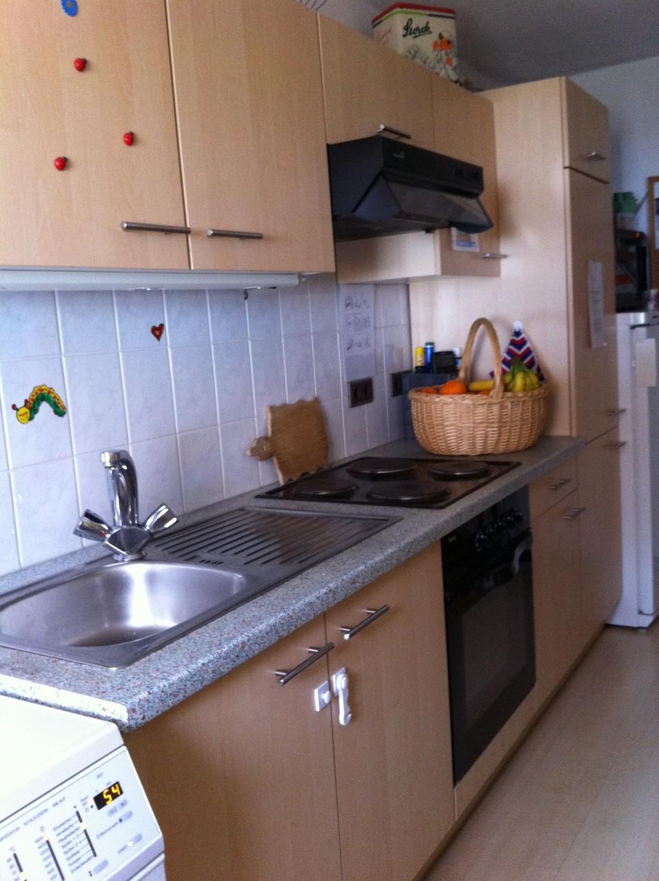 Der Küchen - Bereich