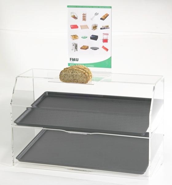 Présentoir pour produits de boulangerie 9402523