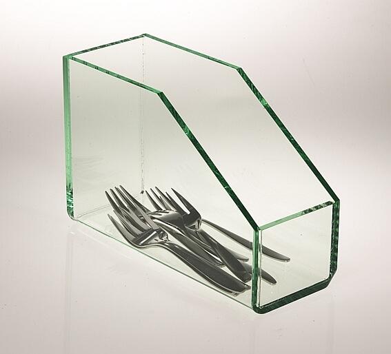 "Boîte acrylic, type ""glas-look"" 9910022"