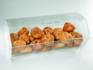 Distributeur de petits pains à l'eau, horizontale 9406007