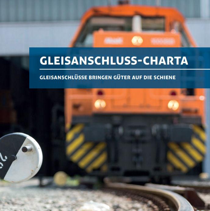 Arbeiten zur Gleisanschluss-Charta haben begonnen
